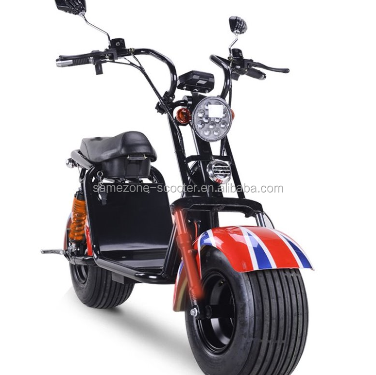 1000W/1500w cityCoco woqu wolf cheap seev citycoco lithium battery scooter/electric fat bike/snow scooter long range citycoco