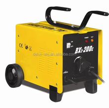 Delixi high quality ac arc welder bx1 250c