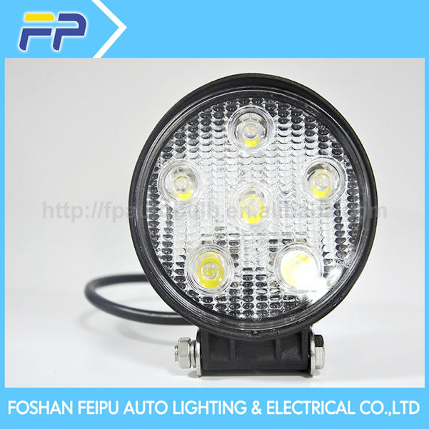 Hiway Auto lamp factory P67 18/30W CREE 9-32V LED offroad light led headlight