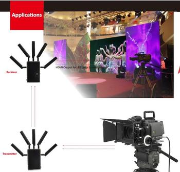 Live Show Large Screen Video Transmitter Cosmo300