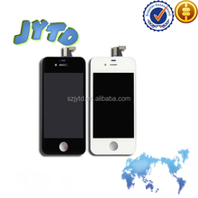 Best quality for iphone 4 front glass, LCD digitizer for iphone 4, for iphone 4 unlocked display