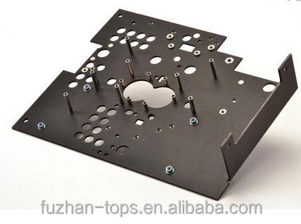 OEM Stamping part for computer accessories, Metal Accessories of Amplifier Case