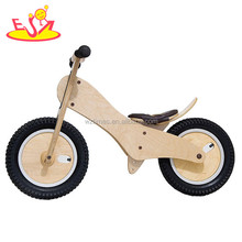 Wholesale most popular wooden balance running bike for baby used indoor W16C059