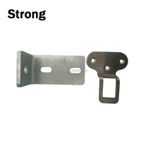high precision sheet metal punching and bending parts metal stamping and plating