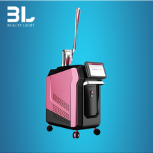 Professional long pulsed nd yag laser q switch tattoo removal equipment