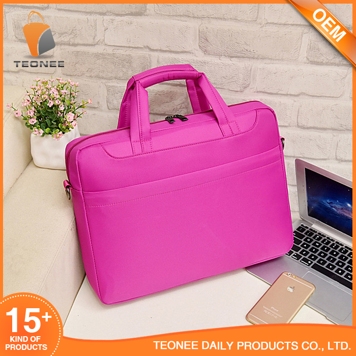 New products Cheapness nylon big laptop man bag