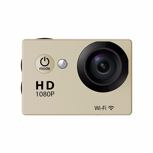 wianit 4k wifi action camera with 2.0'' TFT display and 155 degree wide angle sports camera