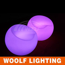 led lighted funny kids plastic camping moon chair