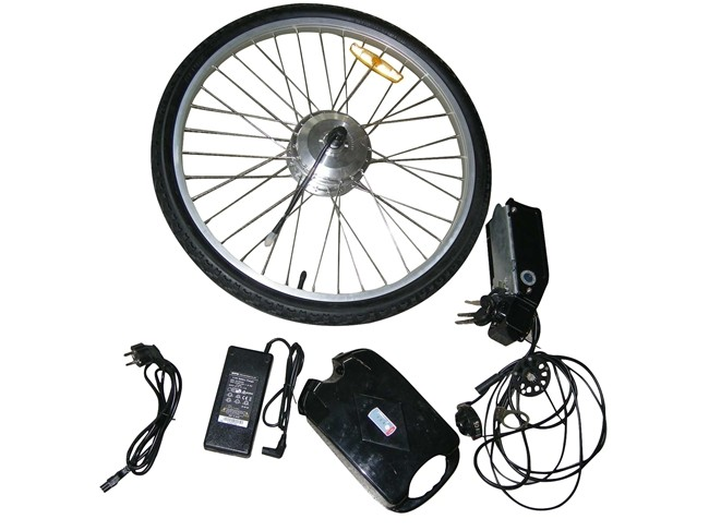 350w 20 inch electric bicycle conversion motor kit