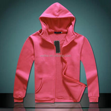 Pink men winter tracksuit wholesale china supplier custom soccer tracksuit new season blank soccer jacket 2015