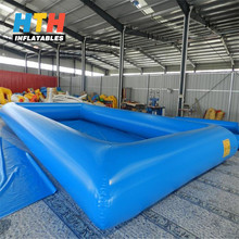 Water park equipment large inflatable adult swimming pool