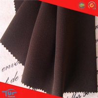 2014 Fashion China Wholesale 95 polyester 5 rayon spandex fabric textile Women Dress