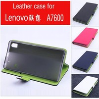 Lenovo S8 A7600 Case,Left and Right Flip Leather case for Lenovo S8 A7600 phone screen protector Multi Color
