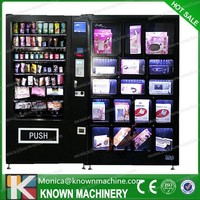 sex toy vending machine with card reader