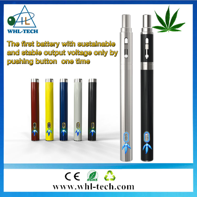 2017 WHL mini vaporizer cartridge wholesale vape pen battery e cigarette