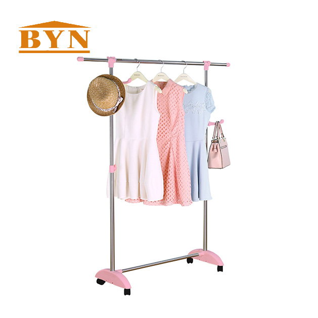 Hot Popular Stainless Steel Towel Rack Folding Clothes Drying Racks For Sale