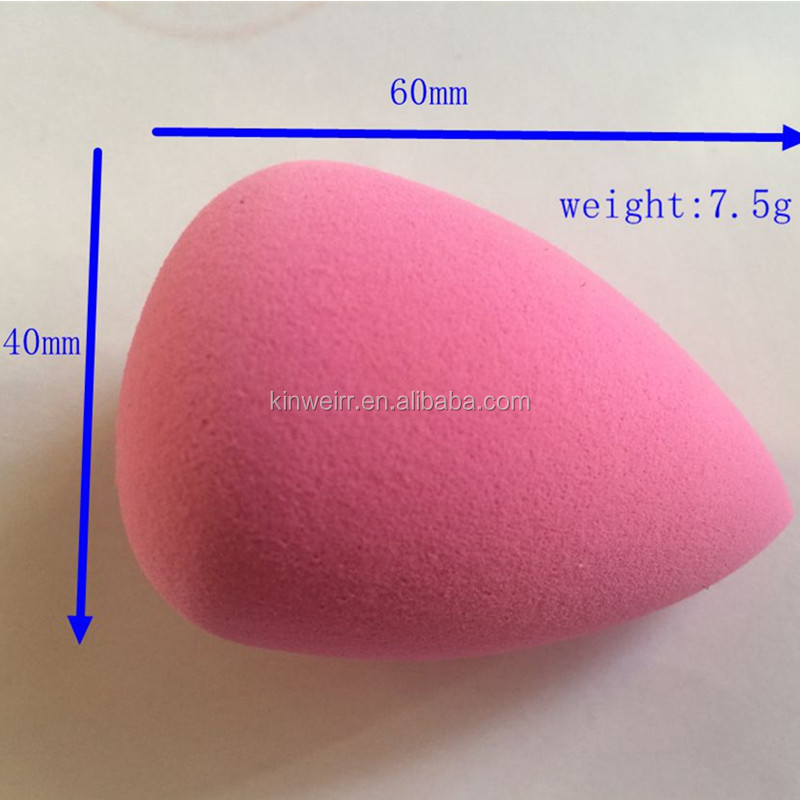 Custom Egg Shape Soft and durable makeup sponge