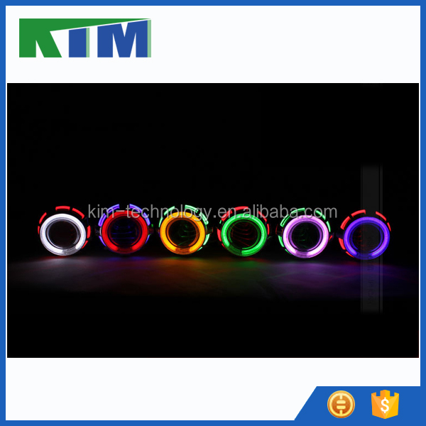 2016 High quality hid bi xenon projector lens light H1 H4 H7 for car