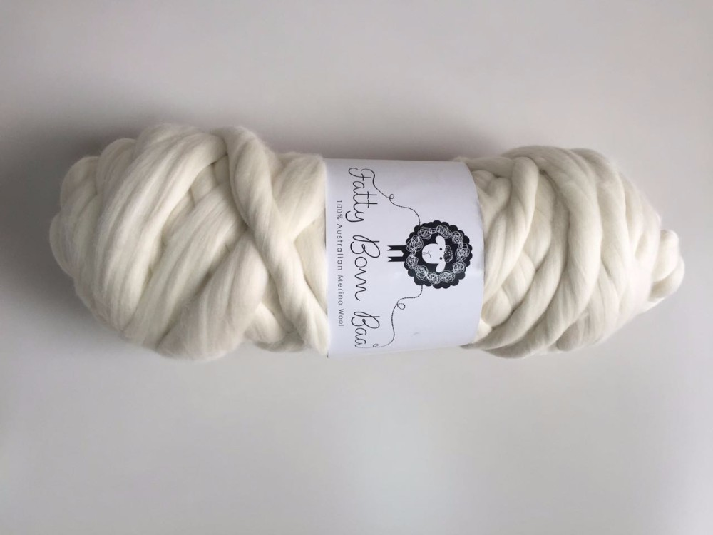 21micron 23micron Super Chunky Merino Roving Yarn Free Samples are Available