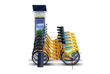 EKEMP High quality Cheap city bike sharing system for tourists,electric bike sharing system,electric bicycle sharing system