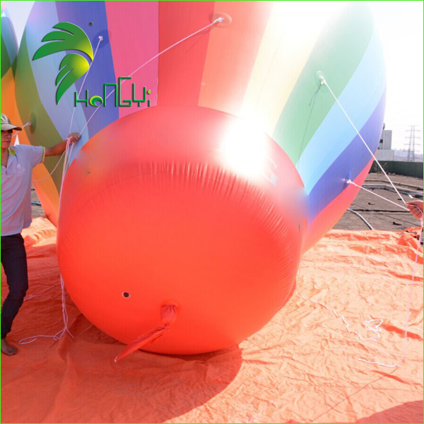 6M Advertising Floating Inflatable Ground Balloons for Event
