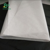 Top Supplier 40-130gsm Bleached White Virgin Kraft Paper