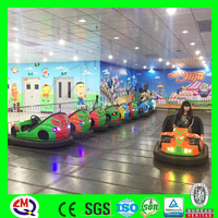 Limeiqi 2 seats mini bumping amusement electric car