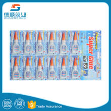 wholesale practical plastic glass metal glue