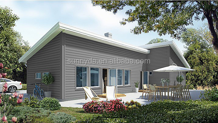 Fast construction Cheap prefabricated house price