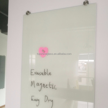 custom office recordable sheet white board magnetic whiteboard