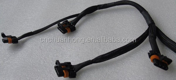 Automobile LS1 Coil Pack wire Harness for any chassis utilizing the LS1 engine
