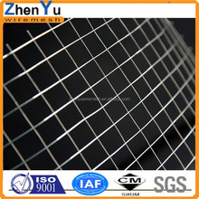 galvanized 1x1 welded wire mesh/square hole welded wire mesh/welded wire mesh weight