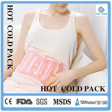 2018 supply US market Non-Toxic Spine & Back - Stress & Sore Muscles hot cold gel pack