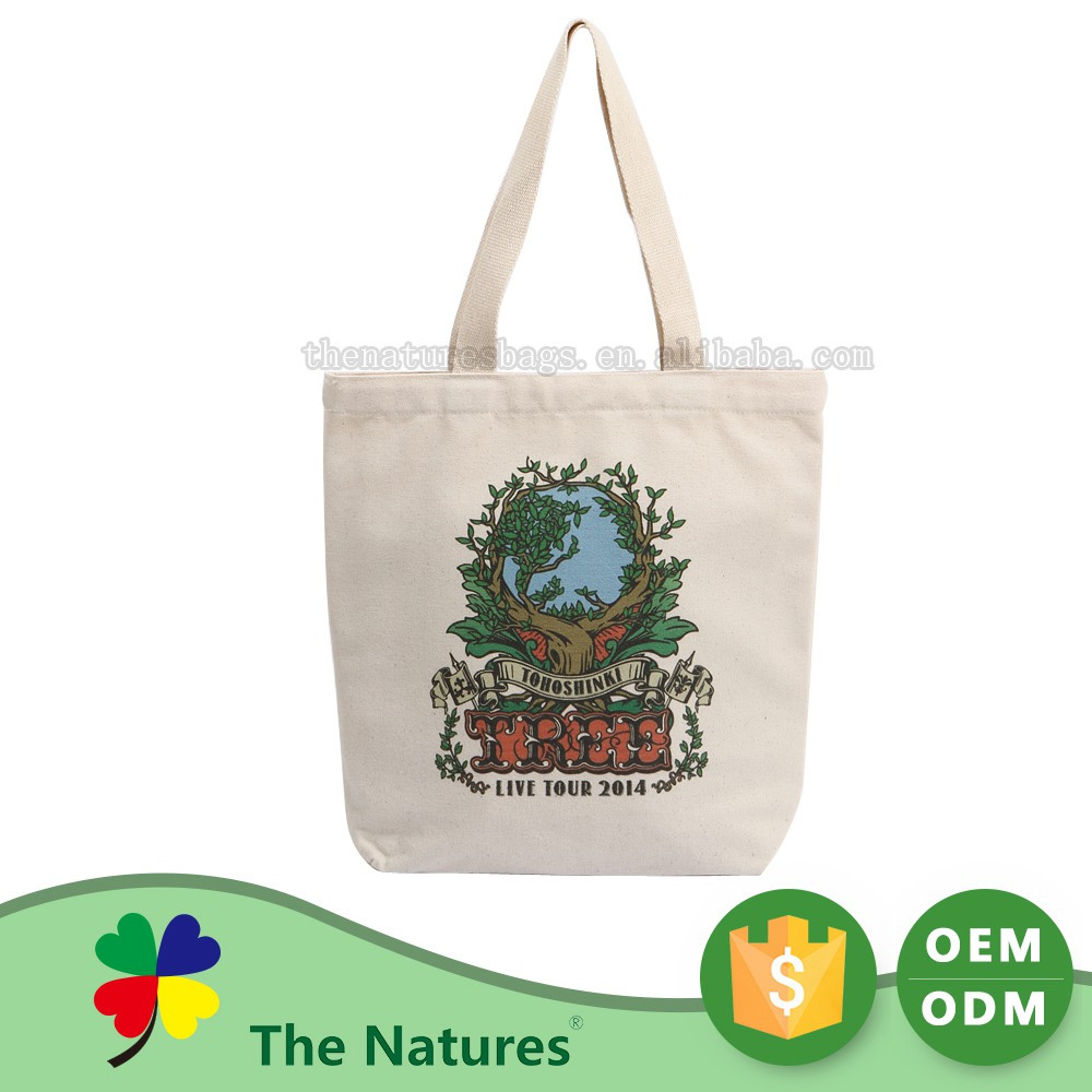 Low Cost Cost Effective Famous Shopping Canvas Shaving Kit Short Run Tote Bag