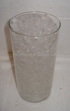 Clear Diamond Ice - Crystal Water Absorbing Gel bead - Vase Filler Centerpiece Decorations