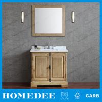 homedee bathroom cabinet light wood vanity makeup antique