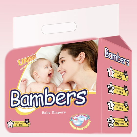 super cheap disposable baby diapers to Pakistan with factory price high quality