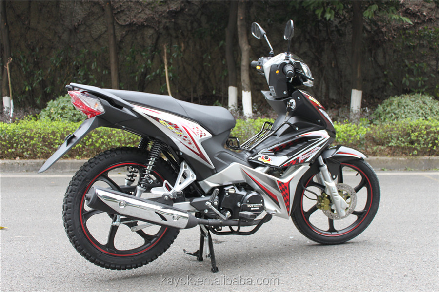 Hot Selling New style 110cc Cheap Chinese Cub Motorcycle/Motorbike For Sale KM110-YZY