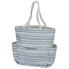 100% recycled recycled plastic bottle tote bag