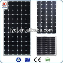 High efficiency 3w to 300w solar panel with frame and MC4 connector