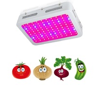 Diy 300w led grow light full spectrum for growing tomotoes, garlic, carrot, cucumber