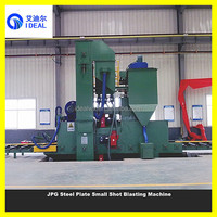 Steel Structure & Profile ShotBlasting Machine Production Line Manufacturer