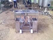 jar washing filling capping machine