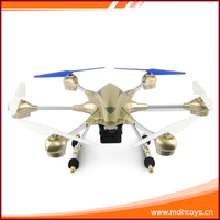 Mini long distance control 4.5 CH 2.4G 6 axis gyro rc drone quadcopter with 2MP HD camera
