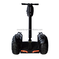 China factory stand up air space 2 wheels electric scooter big tire balance unicycle personal transporter mobility vehicle