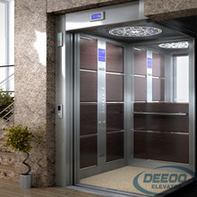 commercial cheap lift price building residential wide door elevator