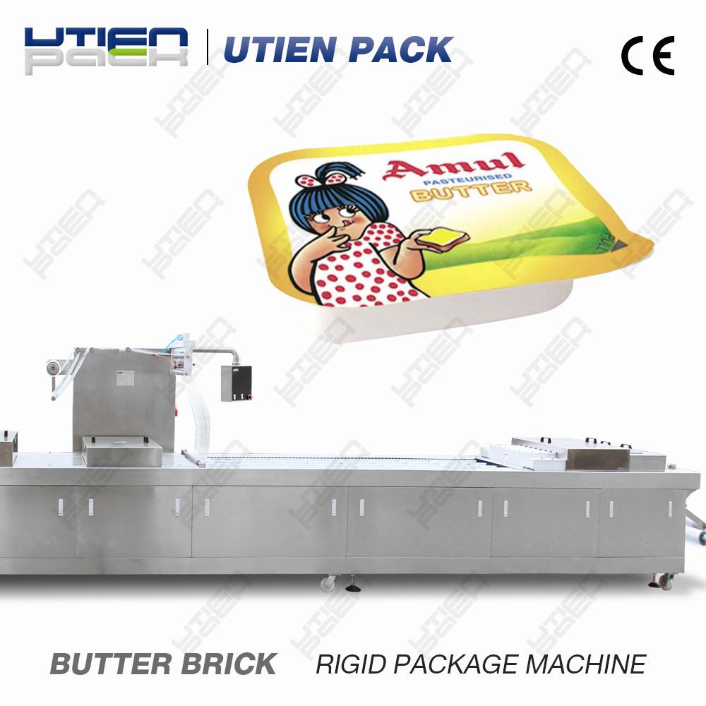 Manufactory DZL Serial Butter vacuum packing machine