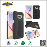 2 in 1 pc tpu shockproof case for samsung galaxy s7 with belt clip holster case