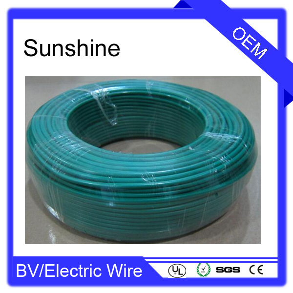 Twin and earth flat cable ABS approved electric wire