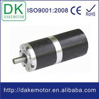 56mm 12v 24v Dc Brushless Planetary